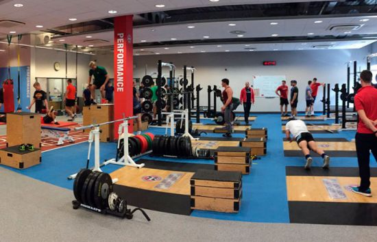 Edinburgh University Performance Gym